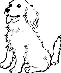 Small Picture Girl With Her Pet Dog Coloring Page Free Printable Coloring Pages