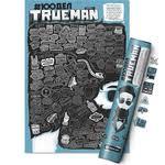 Купить <b>Интерактивный постер 1DEA.me</b> 100 дел trueman edition ...