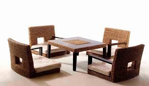 Great Japanese Style Dining Table Toronto