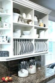 replacement shelves for kitchen cabinets incredible open cabinet shelf chic kitchen pantry features white shaker kitchen replacement shelves for kitchen