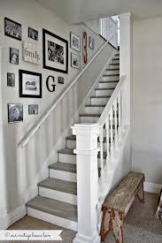 stairwell decor ideas basement