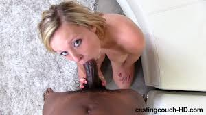 Backroom Casting Couch Amateur blondie s anal plug experience at.