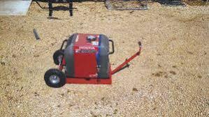 homemade generator. Homemade Generator Cart