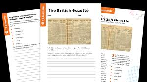 Newspapers tell us what is happening in the world with text and images. How To Write A Newspaper Report 11 Great Resources For Ks2 English
