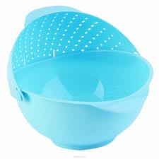 дуршлаг чаша ruges фильтрен цвет синий 27 х 25 11 см