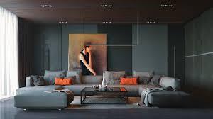 dark gray living room design ideas luxury. Contemporary Room Cute Living Room Design Ideas Images 13 Orange And Black Interior Artwork  Inside Dark Gray Luxury W