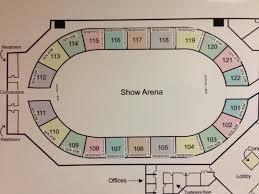 Owensboro Sportscenter Seating Chart Wku Ag Expo Center Seating Chart Western Kentucky University