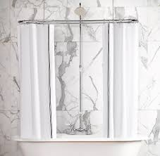 shower curtain size for clawfoot tub. image of: clawfoot tub shower curtain size for