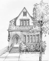 architecture houses sketch. Exellent Sketch Homeoffice Sketch Interiordesign  Perspective Painting For Architecture Houses Sketch N