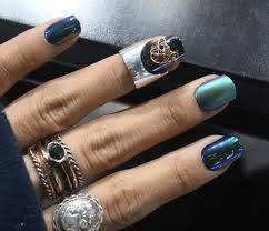 7 Of The Most Creative Trends In Korean Nail Art That Will Blow ...