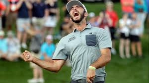 Max homa won the wells fargo championship and we spoke with him about his equipment earlier in the week. Max Homa Wins Wells Fargo Championship Field Cashes At 6 1 Odds