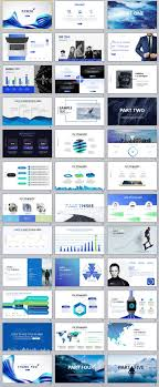 36 Tech Mobile Powerpoint Presentations Template
