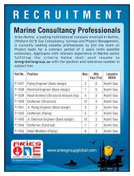 Designer Contracts Head Office Career Aries Marine Naval Architect Structural Engineering