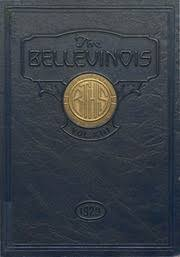 Belleville Township High School - Bellevinois Yearbook (Belleville, IL),  Class of 1928, Page 77 of 214