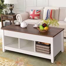 alaska lift top coffee table with