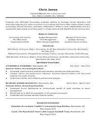 Sample Entry Level Resume Templates Beginner Resume Template