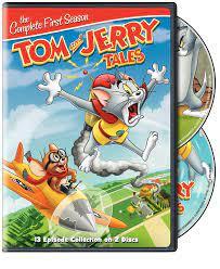 Amazon.com: Tom and Jerry Tales: Season 1: Don Brown, Sam Vincent, Michael  Donovan, Sander Schwartz, Joseph Barbera: Movies & TV