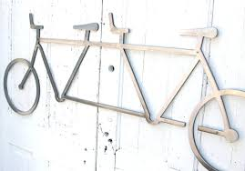 bicycle wall art decor intended for recent adorable bicycle wall art decor tandem bike hanging top on red bicycle metal wall art with showing photos of bicycle wall art decor view 3 of 15 photos