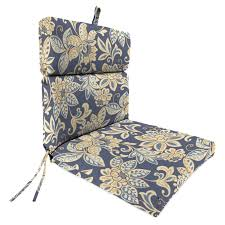 Jordan Manufacturing 44 x 22 in Outdoor Chair Cushion