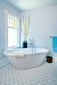 tub block impressive tub in bathroom transitional with ideas next to glass block shower alongside hot