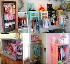5 cute and clever diy kids closet ideas a