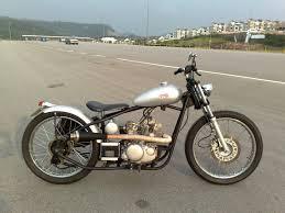 custom jaguh bike by eastern bobber kakimoto