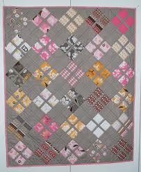 12 Free Charm Pack Quilt Patterns to Stitch Up & Daisy Baby Quilt Adamdwight.com