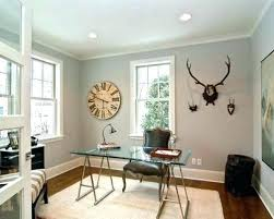 home office wall color. Paint Color Ideas For Home Office Wall Transitional