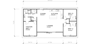 small 3 bedroom house plans. Fine House PLB93 3 Bedroom Transportable Homes House Plan And Small Plans T