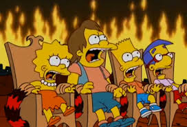 Best Treehouse Of Horror Xviii GIFs  Primo GIF  Latest Animated GIFsSimpsons Treehouse Of Horror Xviii