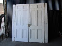 large interior double doors