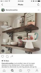 Hobby Lobby brackets, stained boards, and pioneer woman cups from Walmart-  super cute
