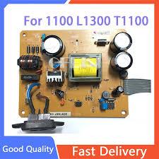 Yazıcı elektrik panosu için epson ME1100 L1300 T1100 T1110 1100 B1100 için  güç kaynağı kurulu epson yazıcı parçaları Printer Parts