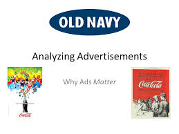 analyzing advertisements ppt video online analyzing advertisements