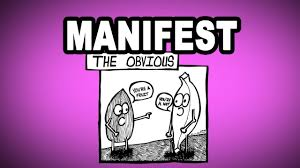 Learn English Words: MANIFEST - Meaning ...