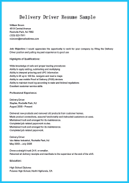 Stunning Bus Driver Resume To Gain The Serious Bus Driver Job Driver