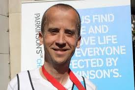 Andrew Sugden ran the London Marathon. Aching knees and sore muscles couldn't stop Bracknell runners from completing the Virgin Money London Marathon. - JSR_BRK_150414AndrewSugden_01