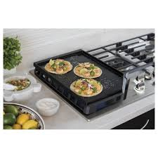stove with griddle. GE Cafe 36\ Stove With Griddle