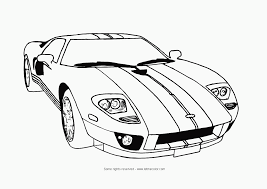 Coloring Pages Kids Cars Coloring Race Car Color Sheet Book Limo