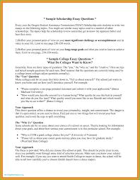 Essay Format For Scholarships Winning Scholarship Essay College