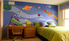Outer Space Bedroom Decor Cute Spaceship Themed Bedroom Space Bedroom Decor Outer Space