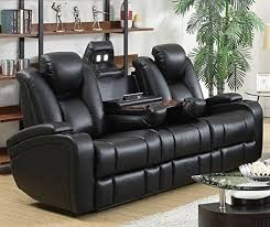 Most Comfortable Leather Reclining Sofas