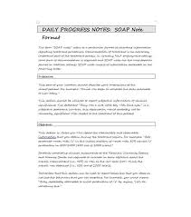 Soap Note Format 40 Fantastic Soap Note Examples Templates Template Lab