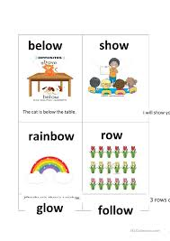 The worksheet is an assortment of 4 intriguing pursuits that will enhance your kid's knowledge and abilities. Phonics Ow Sound English Esl Worksheets For Distance Learning And Physical Classrooms