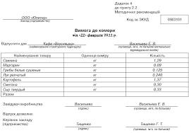 Первичная документация в общественном питании Сайт для  3 gif