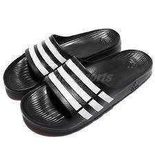 adidas slides. adidas duramo slide black white mens sport slippers slip on shoes sandals g15890 slides i