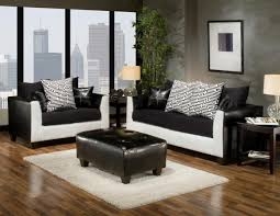 White Living Room Furniture Sets Photo Gallery Of The Black And White Living Room Chairs Black