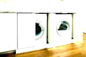 small stackable washer dryer washer dryer cabinet closet dimensions and cabinets small apartment small stackable washer