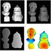 High-resolution few-pattern method for 3D optical measurement - OSA