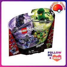 LEGO® NINJAGO Con Quay Lốc Xoáy Quyền Năng Đối Đầu Lốc Xoáy Hủy Diệt 70664